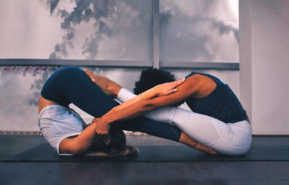 Acro yoga principiante