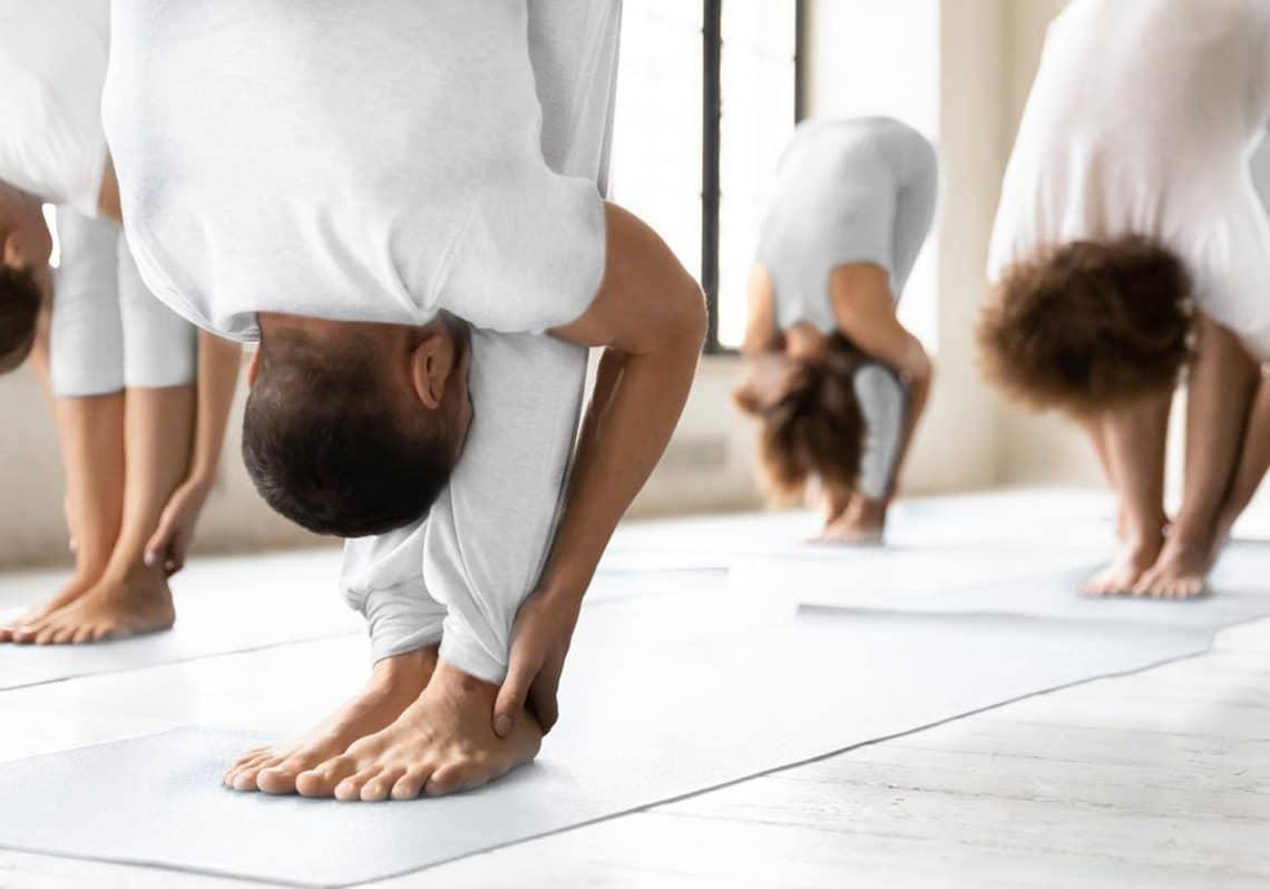 clase de yoga kundalini