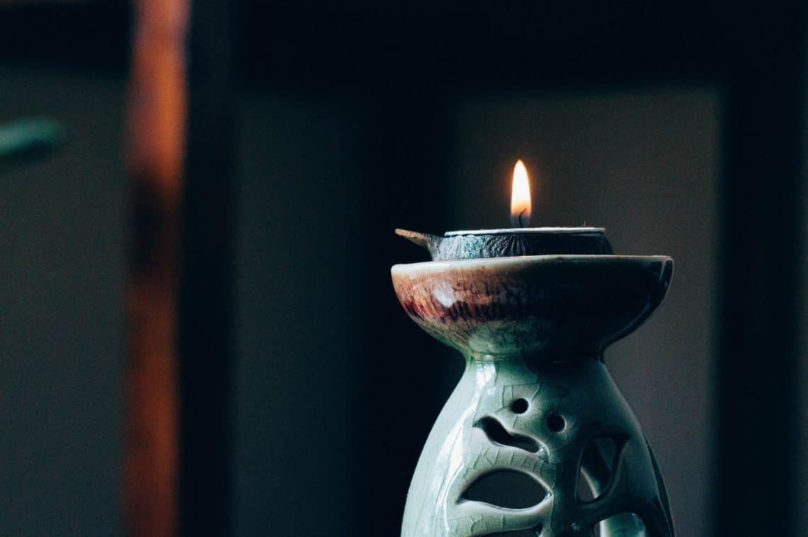 meditación de la vela o Trataka